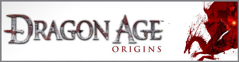 DragonAgeOrigins banner Spiel: Dragon Age