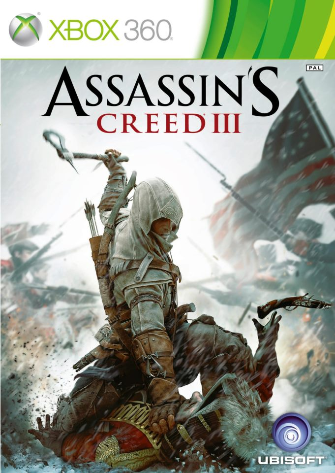 426092 10151347173415045 275593265044 23186356 807967405 n Assassins Creed 3   Cover enthüllt