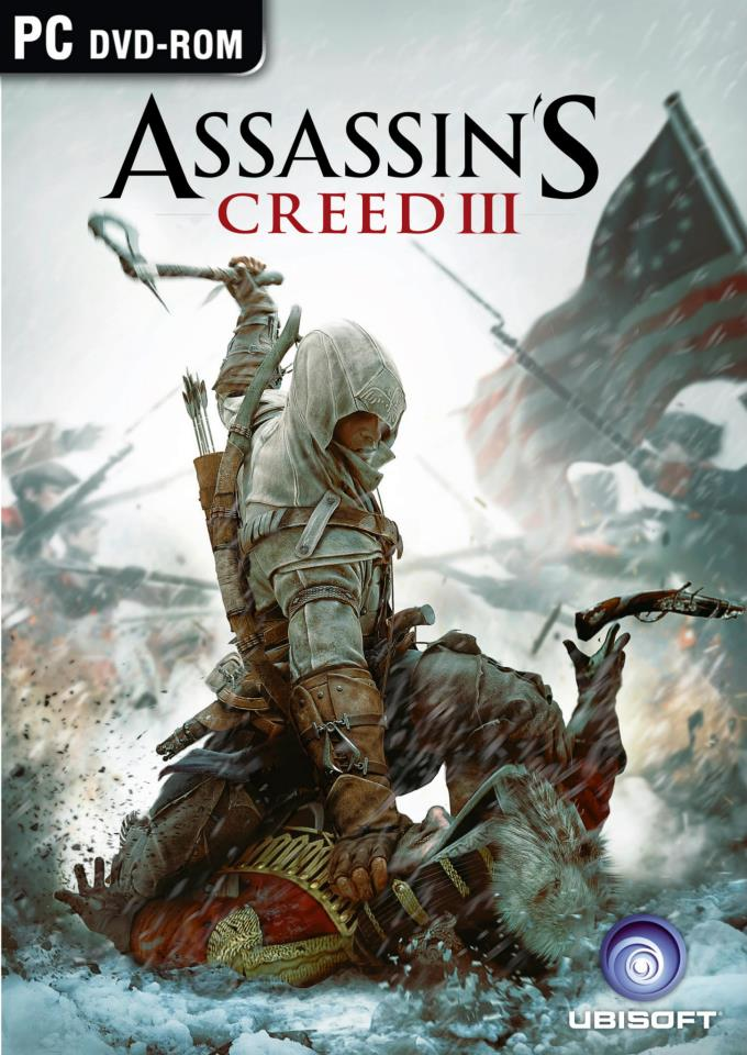 426446 10151347169255045 275593265044 23186347 719873057 n Assassins Creed 3   Cover enthüllt