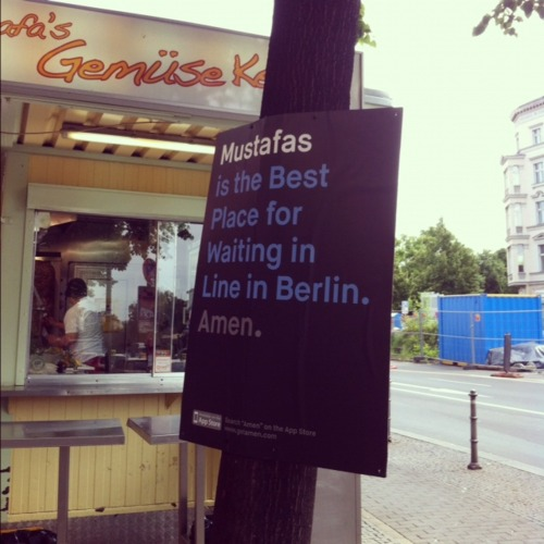 tumblr m47s4pUMq01r1objs Berlin  ... ist the Best Place for ... . Amen. [4 Bilder]