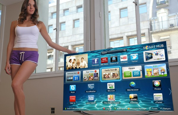 SamsungSmartTV Samsung Smart TV Werbespot   Seductive Motion [1 Video]