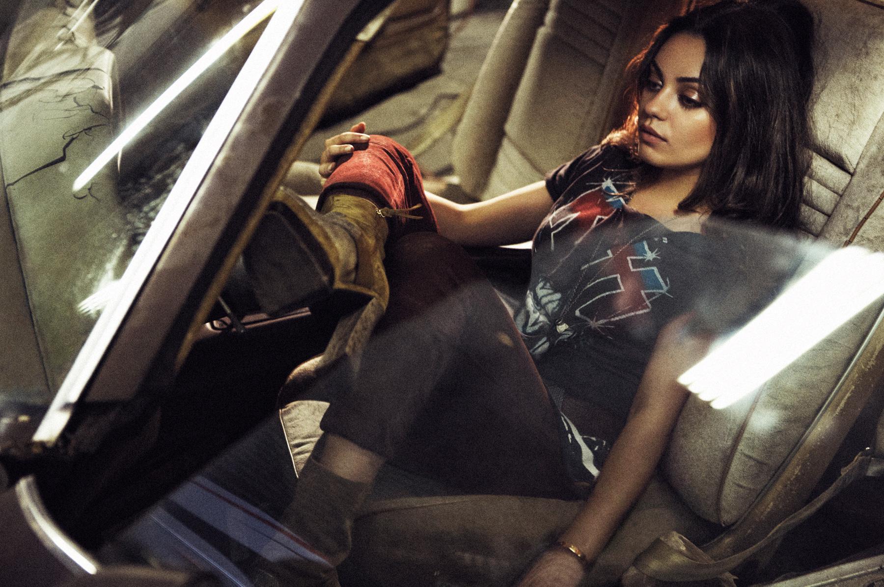 Mila Kunis Beim Interview Magazine 5 Bilder Blog Part 9223372036854775807