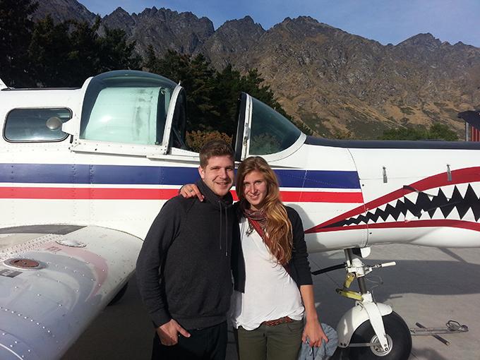 NZ14-flugzeug