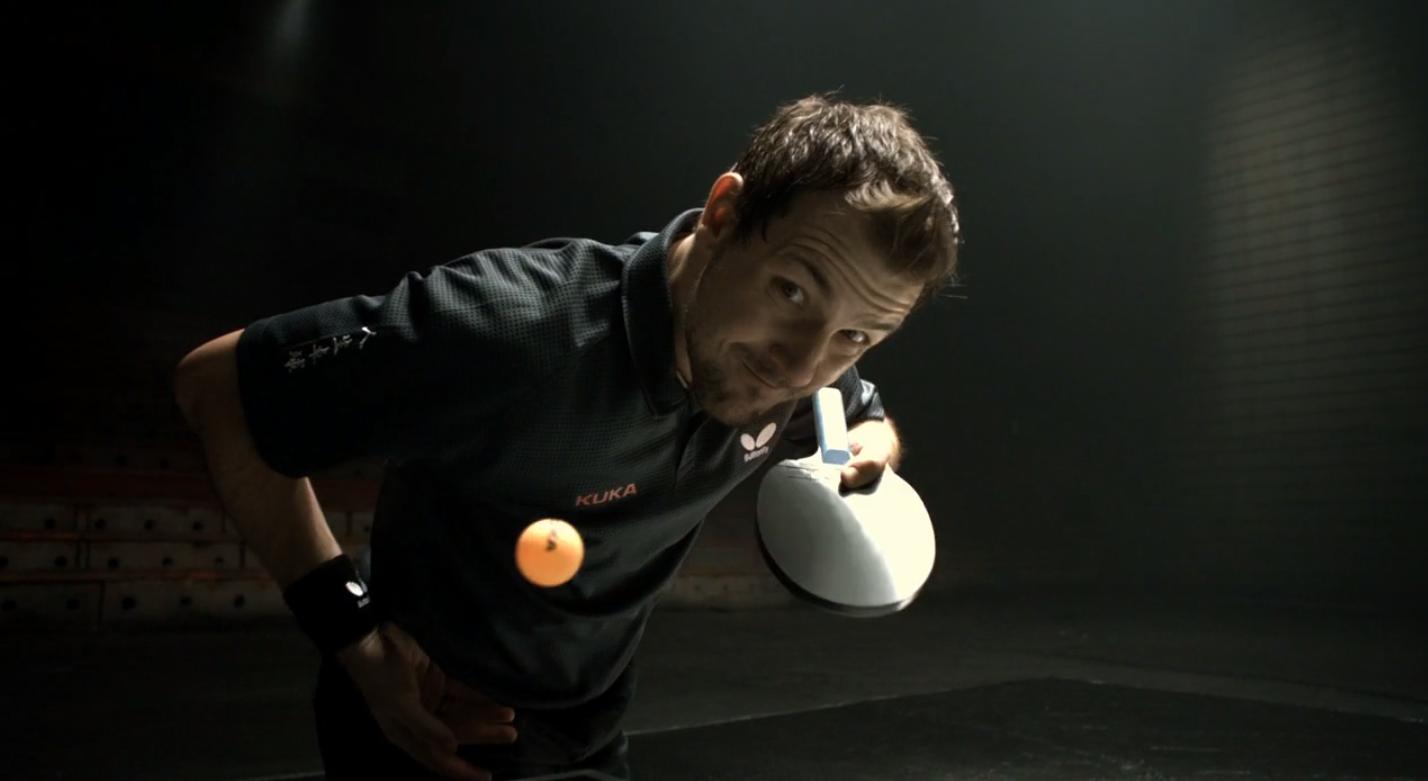 timo boll gegen roboter