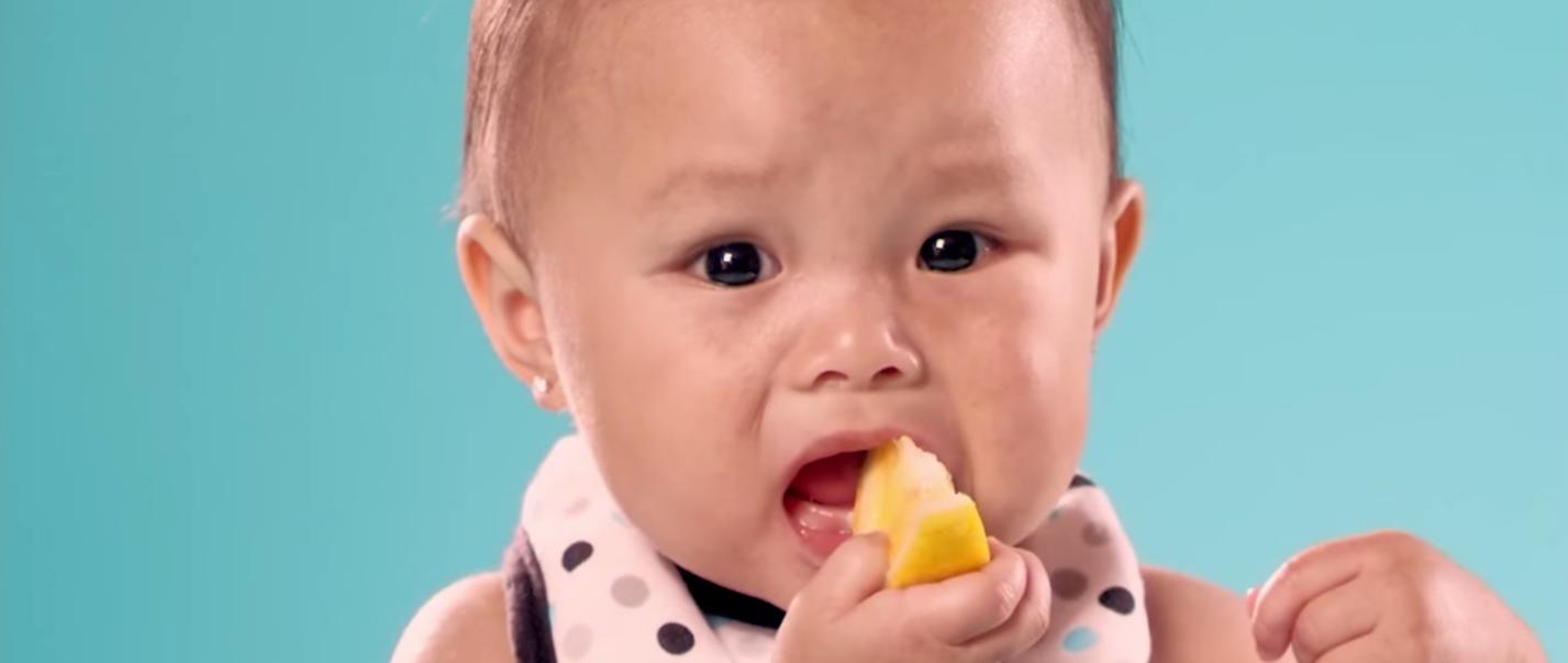 Babys-Zitrone