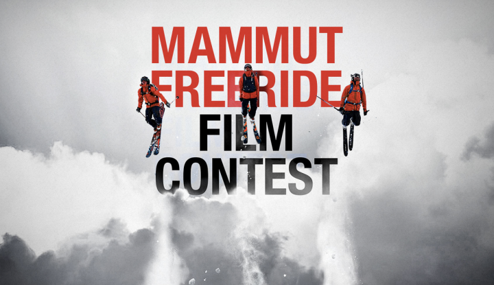 MAMMUT-Freeride-contest