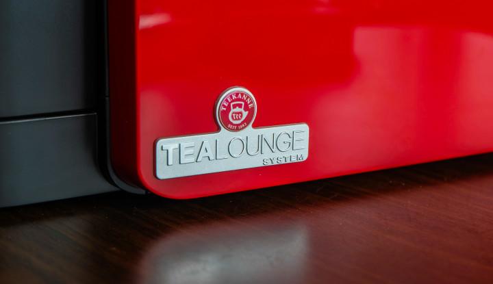 teekanne tealounge system kapseln