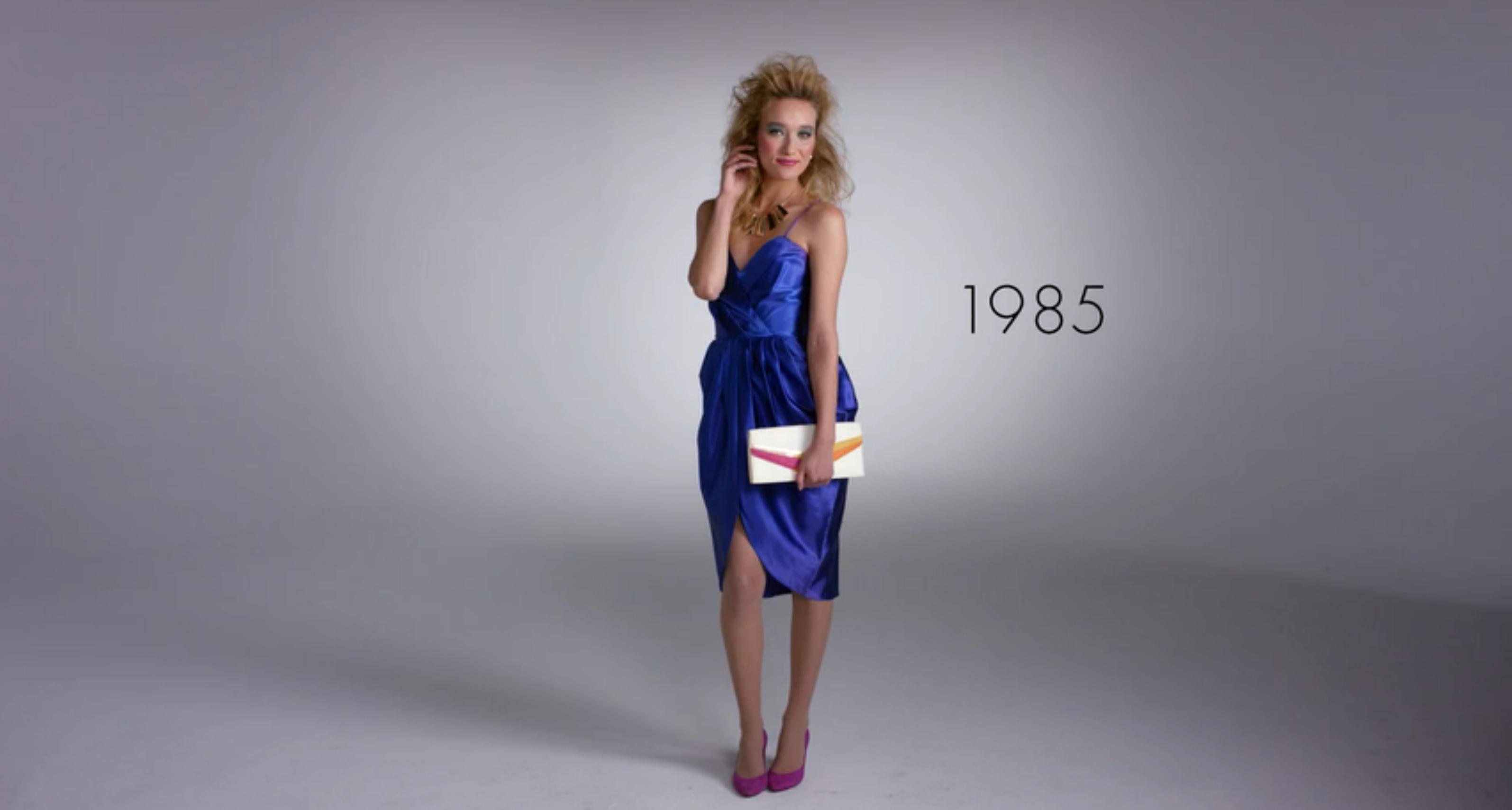 Style der letzten 100 Jahre