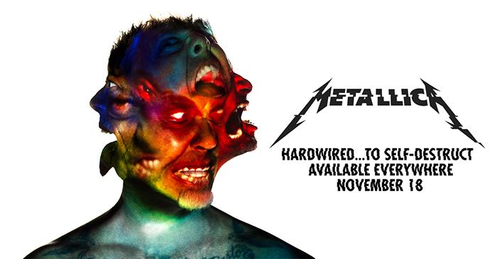 Quelle: Facebook/Metallica